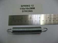 "REPLACEMENT SPRING No.12. (4.3"")"